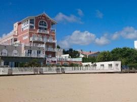 Residence vue de reve - 1 ere ligne de plage, apartment in Arcachon