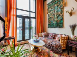 Designer's House with Bohemia Style, accessible hotel in Guangzhou
