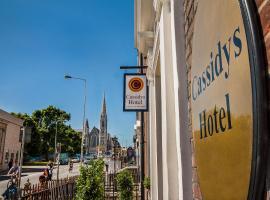 Cassidys Hotel – hotel w Dublinie