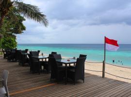Casa Nemo Beach Resort & Spa, holiday park in Sabang