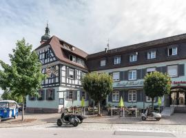 Gasthof - Hotel Kopf, hotel dicht bij: Europa-Park Hoofdingang, Riegel