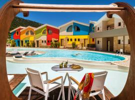 Alexandra Golden Boutique Hotel-Adults Only, hotel v destinaci Chrysi Ammoudia