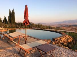 A440 in Tuscany, hotel in Pienza