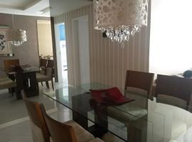 Apartamento Orla Aracaju, hotel near Sergipe Cultural and Art Centre, Atalaia Velha
