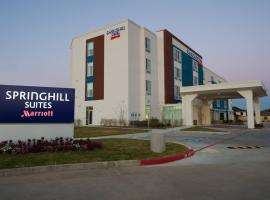 SpringHill Suites by Marriott Houston Hwy. 290/NW Cypress, hôtel à Houston