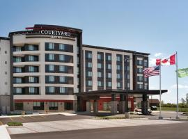 Courtyard by Marriott Toronto Mississauga/West, hotel in Mississauga