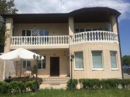 Гостевой дом ДАЧА, отель в Новочеркасске
