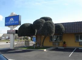 Americas Best Value Inn - Clovis, hotel near Fresno Yosemite International Airport - FAT,
