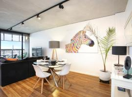 NGV Art Centre Retreat - StayCentral, pet-friendly hotel in Melbourne