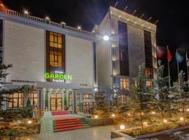 Garden Hotel, hotel in Bishkek