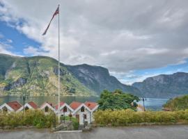 Vangsgaarden Gjestgiveri, guest house in Aurland