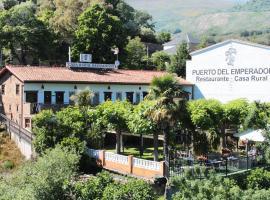 Casa Rural Puerto Del Emperador, casa rural en Aldeanueva de la Vera