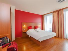 Star Inn Hotel Frankfurt Centrum, by Comfort, hotel near Main Tower, Frankfurt/Main