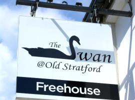 The Swan @Old Stratford, hotel near The Centre MK, Milton Keynes