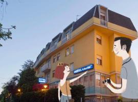 Hotel Gloria, hotel near Parco delle Fiabe, Salsomaggiore Terme