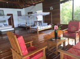 Lakshmi Ecolodge And Holistic Spa, lodge in Nauta