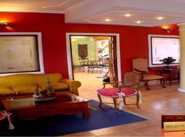 Hotel Puerta del Rey、サンタ・クルス・デ・ラ・シエラのホテル