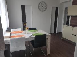 Apartmány u skanzenu, apartment in Rožnov pod Radhoštěm