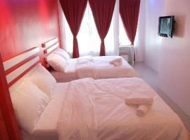 My Home Hotel @ Prima Sri Gombak, motel in Batu Caves