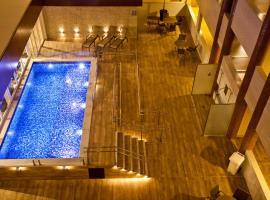 ARCUS HOTEL Aracaju By Atlantica, hotel in Aracaju