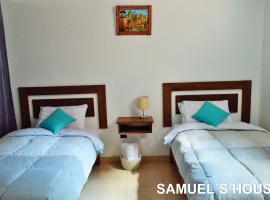 Samuel's House, hotel en Machu Picchu