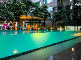 Resort Hostel In City, hostel in Kuala Lumpur