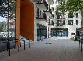 Art Apartments, hotel near Botanical Garden, Wrocław