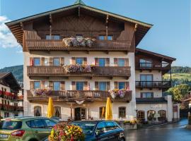 Hotel Bräuwirt, отель в городе Кирхберг-ин-Тироль