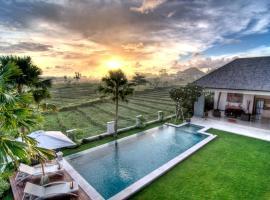 Oshan Bali Boutique Hotel, hotel in Canggu