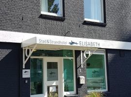Stad & Strandhotel Elisabeth, hotel near Zeeuws Museum, Vlissingen