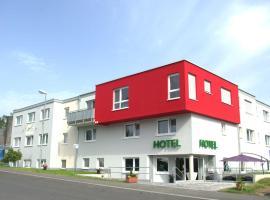 Hotel Beuss, hotel in Oberursel