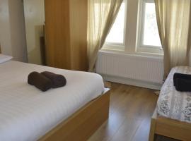 bethnal green rooms, hostel in London