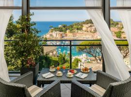 Hotel Vis à Vis, hotel in Sestri Levante