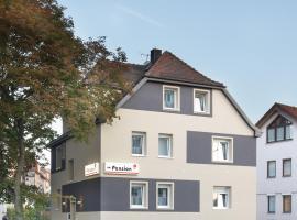 Pension Arkade Heilbronn, Hotel in Heilbronn