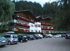 Hotel Larch, hotel a Campo di Trens