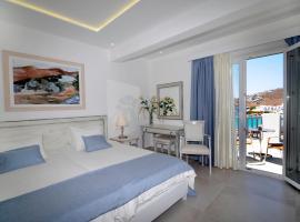 Hotel Anna, hotel in Platis Gialos