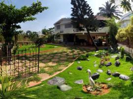 Urban Retreat Homestay, hotel near Mangalore International Airport - IXE,