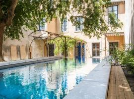 B&B Les chambres d'Aimé, hotel near Memorial House (Maison des Memoires), Carcassonne