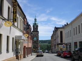 Hotel Zur Sonne, Hotel in der Nähe von: Deutsche Raumfahrtausstellung, Falkenstein