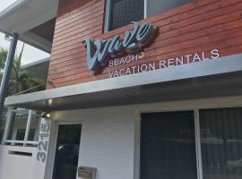 Wave Beach Vacation Rentals, hotel near Pompano Pier, Pompano Beach