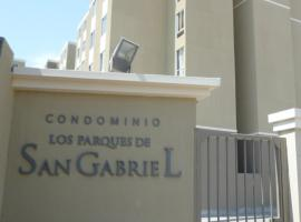 Departamento Estudio Amoblado, apartment in Chiclayo