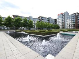 iStay Apartments Vizion, hotel near The Centre MK, Milton Keynes