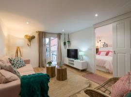 Apartamento Luscofusco, apartamento en Ourense