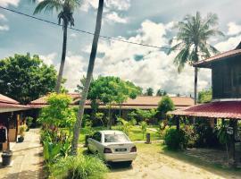 Soluna Guest House, homestay in Pantai Cenang