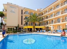 Hotel Amoros, hotel en Cala Ratjada