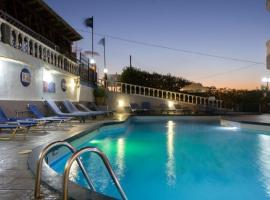 Villa Marina, pet-friendly hotel in Hersonissos