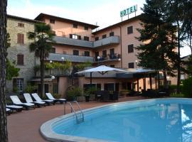 Hotel Park Ge.Al., hotell i Città di Castello