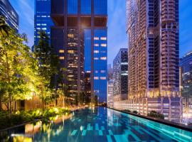 Oakwood Premier AMTD Singapore (SG Clean, Staycation Approved), hotel in Singapore