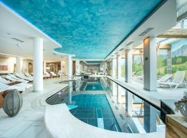 Hotel Alpenrose Wellness, hotel in Vattaro