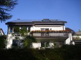 Haus am Olberg, hotel in Rheinfelden